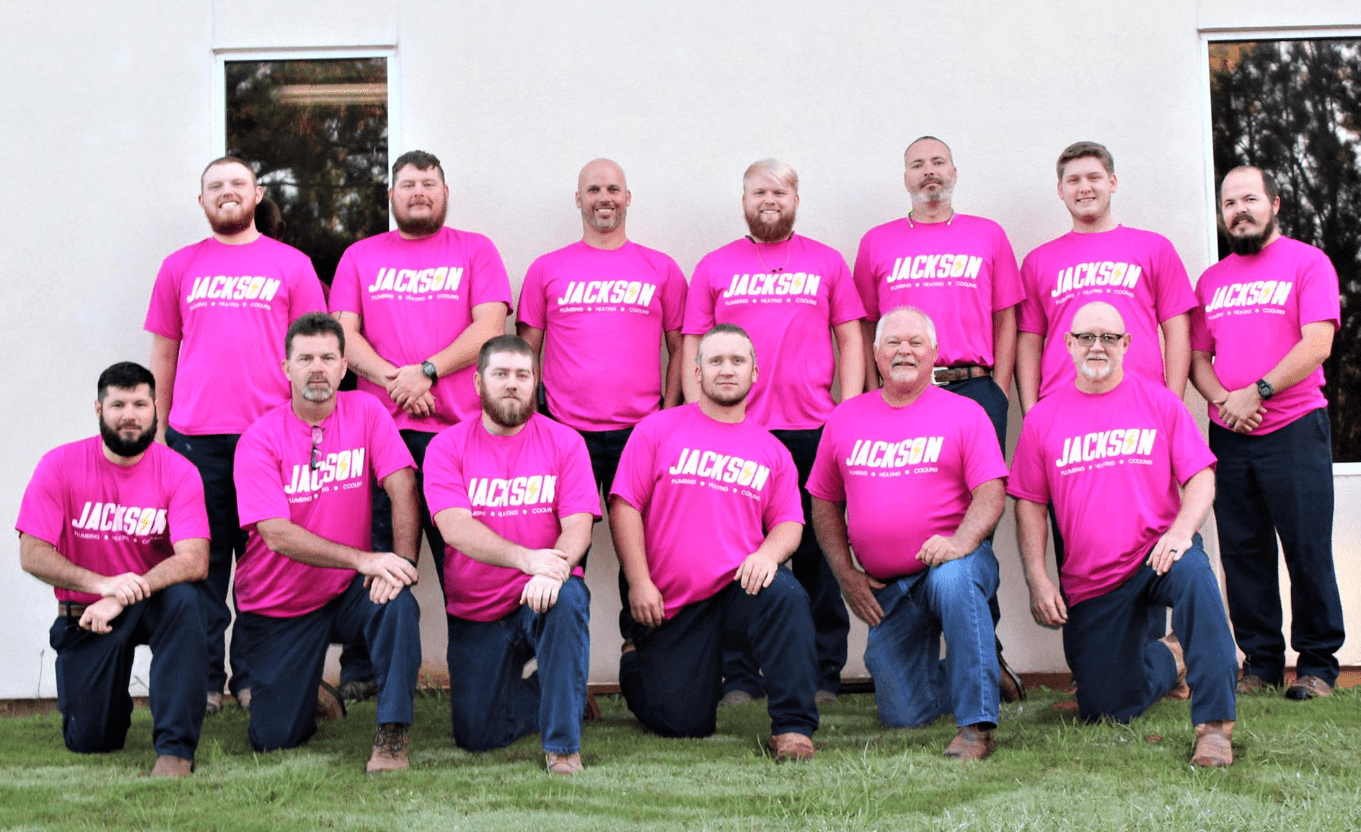 The Jackson Plumbing, Heating & Cooling Team